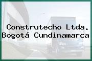 Construtecho Ltda. Bogotá Cundinamarca