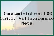 Consuministros L&D S.A.S. Villavicencio Meta