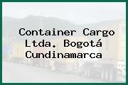 Container Cargo Ltda. Bogotá Cundinamarca