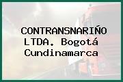 CONTRANSNARIÑO LTDA. Bogotá Cundinamarca