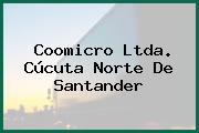 Coomicro Ltda. Cúcuta Norte De Santander