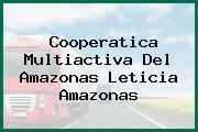 Cooperatica Multiactiva Del Amazonas Leticia Amazonas