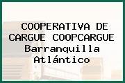 COOPERATIVA DE CARGUE COOPCARGUE Barranquilla Atlántico