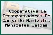Cooperativa De Transportadores De Carga De Manizales Manizales Caldas