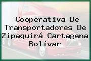 Cooperativa De Transportadores De Zipaquirá Cartagena Bolívar