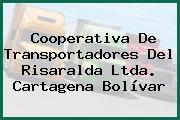 Cooperativa De Transportadores Del Risaralda Ltda. Cartagena Bolívar