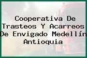 Cooperativa De Trasteos Y Acarreos De Envigado Medellín Antioquia
