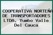 COOPERATIVA NORTEÑA DE TRANSPORTADORES LTDA. Yumbo Valle Del Cauca