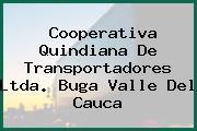 Cooperativa Quindiana De Transportadores Ltda. Buga Valle Del Cauca