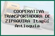 COOPERATIVA TRANSPORTADORA DE ZIPAQUIRA Itagüí Antioquia