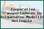 Cooperativa Transportadores De Volqueteros Medellín Antioquia