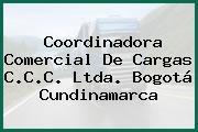 Coordinadora Comercial De Cargas C.C.C. Ltda. Bogotá Cundinamarca