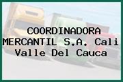 COORDINADORA MERCANTIL S.A. Cali Valle Del Cauca