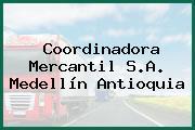 Coordinadora Mercantil S.A. Medellín Antioquia