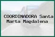 COORDINADORA Santa Marta Magdalena