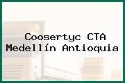 Coosertyc CTA Medellín Antioquia