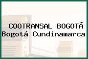 COOTRANSAL BOGOTÁ Bogotá Cundinamarca