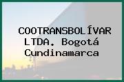 COOTRANSBOLÍVAR LTDA. Bogotá Cundinamarca