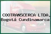 COOTRANSCERCA LTDA. Bogotá Cundinamarca