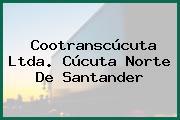 Cootranscúcuta Ltda. Cúcuta Norte De Santander