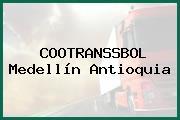 COOTRANSSBOL Medellín Antioquia