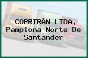 COPRTRÁN LTDA. Pamplona Norte De Santander