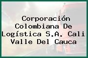 Corporación Colombiana De Logística S.A. Cali Valle Del Cauca
