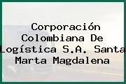 Corporación Colombiana De Logística S.A. Santa Marta Magdalena
