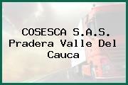 COSESCA S.A.S. Pradera Valle Del Cauca