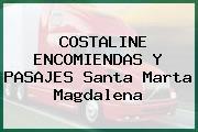 COSTALINE ENCOMIENDAS Y PASAJES Santa Marta Magdalena