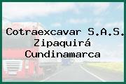 Cotraexcavar S.A.S. Zipaquirá Cundinamarca