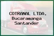 COTRANAL LTDA. Bucaramanga Santander
