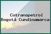 Cotranspetrol Bogotá Cundinamarca