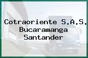 Cotraoriente S.A.S. Bucaramanga Santander