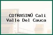 COTRASINÚ Cali Valle Del Cauca