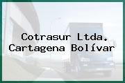 Cotrasur Ltda. Cartagena Bolívar
