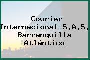 Courier Internacional S.A.S. Barranquilla Atlántico