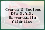 Cranes & Equipos Dfc S.A.S. Barranquilla Atlántico