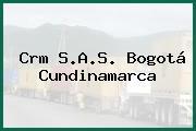 Crm S.A.S. Bogotá Cundinamarca