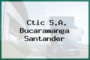 Ctic S.A. Bucaramanga Santander