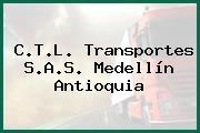 C.T.L. Transportes S.A.S. Medellín Antioquia