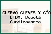 CUERVO CLEVES Y CÍA LTDA. Bogotá Cundinamarca