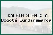 DALETH S EN C A Bogotá Cundinamarca