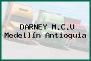 DARNEY M.C.U Medellín Antioquia