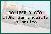 DAYIFER Y CÍA. LTDA. Barranquilla Atlántico