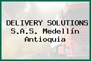 DELIVERY SOLUTIONS S.A.S. Medellín Antioquia