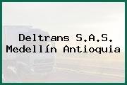 Deltrans S.A.S. Medellín Antioquia
