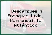Descargues Y Ensaques Ltda. Barranquilla Atlántico