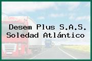 Desem Plus S.A.S. Soledad Atlántico