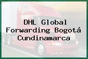 DHL Global Forwarding Bogotá Cundinamarca